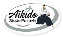 Logo du stade poitevin d'aïkido