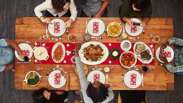 Restaurant de Noël